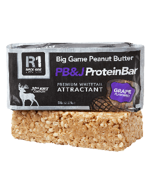 Big Game Butter PB&J Protein Bar 5 lbs. - Grape Flavor