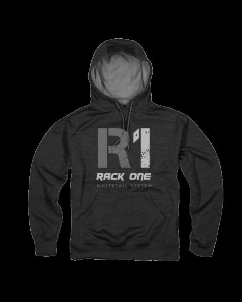 Rack One Hoodie - Charcoal