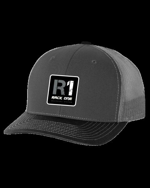 Rack One Hat Gray Mesh