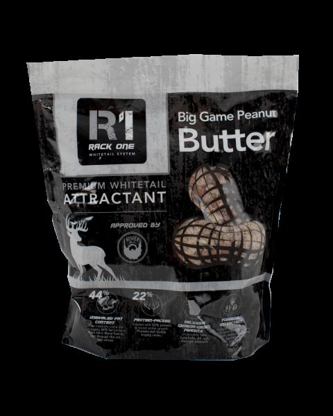 Big Game Peanut Butter - Peanut Flavor
