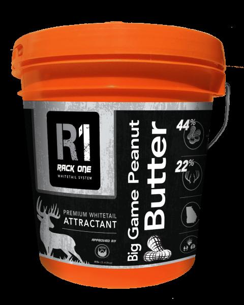 Big Game Peanut Butter - Peanut - 8 lbs. Bucket